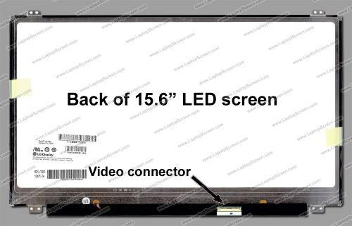 Tela 15.6 Led Slim N156hge-lb1 1920x1080 Full Hd 40 Pinos - EASY HELP NOTE
