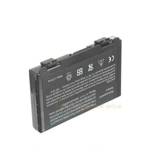 Bateria Para Asus K50 Series  A32-f52 11.1v 4400mah  L0690l6 - EASY HELP NOTE