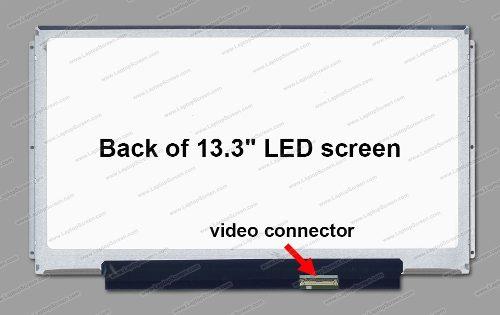 Tela 13.3 Led Slim Para Sti Toshiba Sti As1301 - Sti-as1301 - EASY HELP NOTE