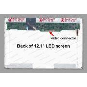 Tela 12,1 Led 40 Pinos Conector Dourado 1280x800 - EASY HELP NOTE