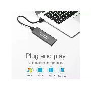 Case Adaptador Usb 3.0 P/ M.2 Ngff Ssd 2230/2242/2260/2280 - EASY HELP NOTE