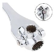 Chave Manual Universal 12 Dentes 52 Em 1 Soq 8-19mm Diy 545 - EASY HELP NOTE