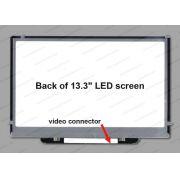 Tela 13.3 Led Slim Conector Torto Prata B133ew03 V.1   Wxga - EASY HELP NOTE