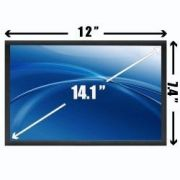 Tela Lcd Display 14.1  Wide Note Sti Toshiba Is1412 / Is1413 - EASY HELP NOTE