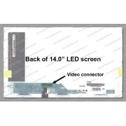 Tela Led 14.0 Para Sony Vaio Pcg-61a12l Wxga Hd 1366x768 - EASY HELP NOTE