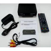 Kit Antena Adesiva Conversor Tv Digital Hdtv Função Gravador - EASY HELP NOTE