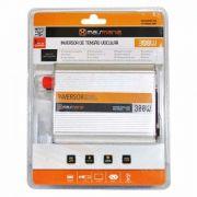 Inversor De Tensão Veicular 300w-12v  P/ 110v+ Usb 5v 2a MM 809 - EASY HELP NOTE
