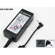 Fonte Carregador Para Samsung Chromebook 40w 12v 3.33a MM 684 - EASY HELP NOTE