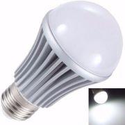 Kit 10 Lâmpada 7w Led E27 Plástico Bulbo Residência Econômic - EASY HELP NOTE