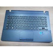 Teclado Samsung Np270e4e-kd1br  Ba75-04629k Ba81-18923a Azul - EASY HELP NOTE