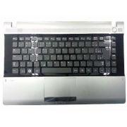 Teclado Para Samsung Rv411 Painel Completo Ba75-04330a Novo - EASY HELP NOTE