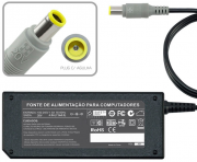 Fonte Adaptador De Energia Ac Thinkpad 65w 20v  Plugão MM 558 - EASY HELP NOTE