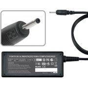 Fonte Carregador P/ Ultrabook Samsung E Lg U340 19v 2.1a 40w 646 - EASY HELP NOTE