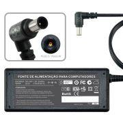 Fonte Carregador Para Notebook Sony Vaio  Pcg-fr33/b 19,5v MM 493 - EASY HELP NOTE