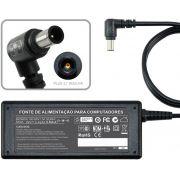 Fonte Para Monitor Tv Lg M2350d Séries 19v 3,42a 65w Agulha MM 644 - EASY HELP NOTE