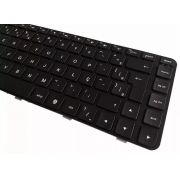 Teclado Hp Dm4-1000 Séries Dv5-2000 Abnt (ç) 597911-201 - EASY HELP NOTE