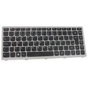 Teclado Para Ibm Lenovo Ideapad S400u Com Ç * 25208669 - EASY HELP NOTE