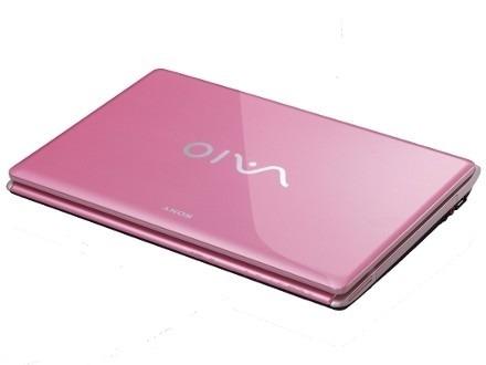 Tampa + Moldura P/ Notebook Sony Vaio Vpc Ea Series Rosa - EASY HELP NOTE