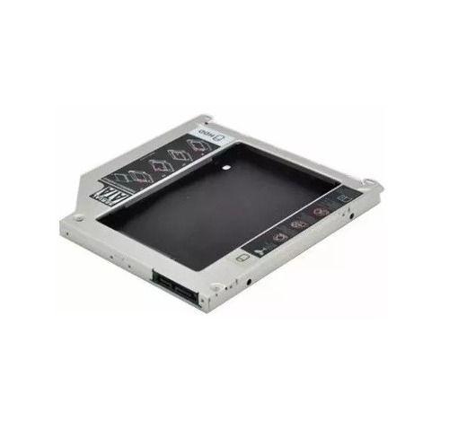 Adaptador Caddy Dvd Para Segundo Hd Ou Ssd 2.5 Sata 9,5mm - EASY HELP NOTE