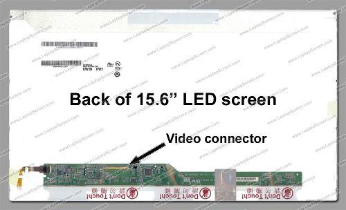 Tela 15.6 Led Para Dell Inspiron M521r  1366x768 40 Pinos TL05 - EASY HELP NOTE