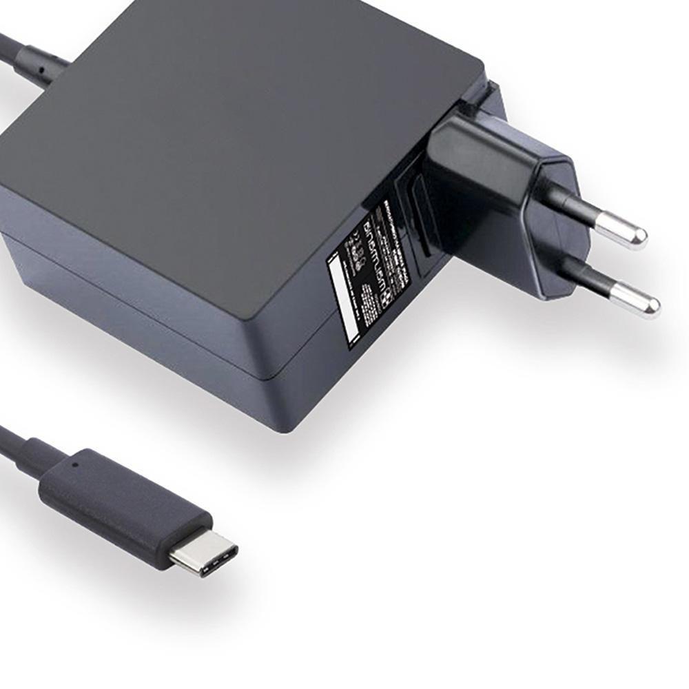Fonte Carregador Para HP Pavilion x2 10-n054sa 20v 3,25a 65w USB-C - EASY HELP NOTE