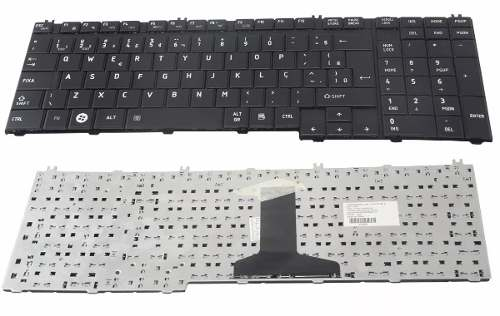 Teclado Para Toshiba Satellite P200 P205 A500 Mp-08h76cu66 Ç - EASY HELP NOTE