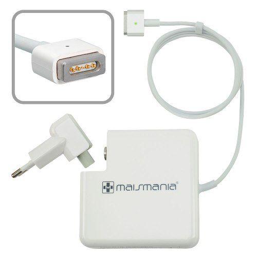 Fonte Carregador P/ Apple Macbook A1261 18.5v 4.6a 85w By14 477 - EASY HELP NOTE