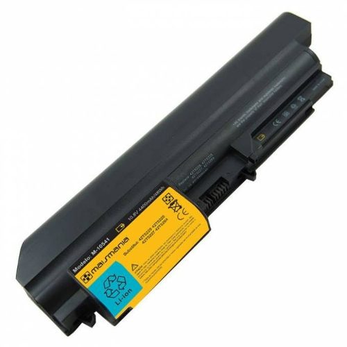 Bateria Para Ibm Lenovo Thinkpad T61  Series 42t5262 4400mah - EASY HELP NOTE