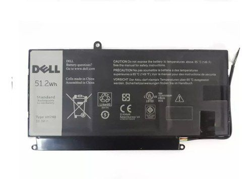 Bateria Dell Vostro 5460 5470 5560 Inspiron 14 5439 Vh748 - EASY HELP NOTE