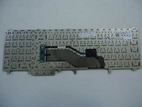 Teclado Para Dell Lat.e6520  E5530 Br Nsk-dw0uc 1b / Pk130fh - EASY HELP NOTE