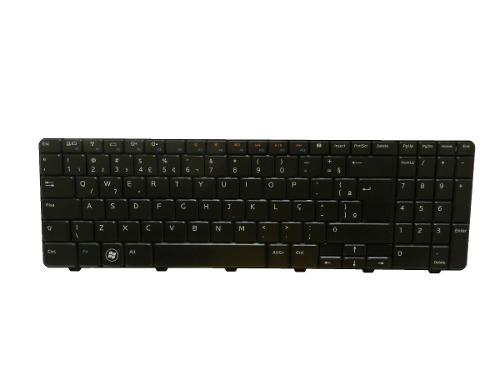 Teclado Para Dell Inspiron  15r  N5010  M5010 Br V110525ak1 - EASY HELP NOTE