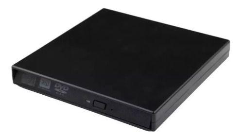 Drive Gravador Dvd Externo Usb 2.0 Portátil Pc Note Ultra - EASY HELP NOTE