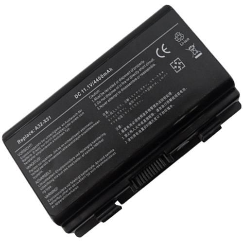 Bateria Para Asus 51 Series 2200mah 3 Ce A31-t12  A32-x51 - EASY HELP NOTE