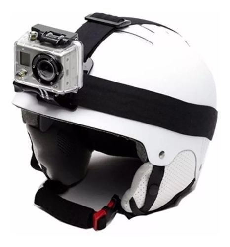Suporte De Cabeça P/a Filmadora Gopro Hero4 Head Strap Mount - EASY HELP NOTE