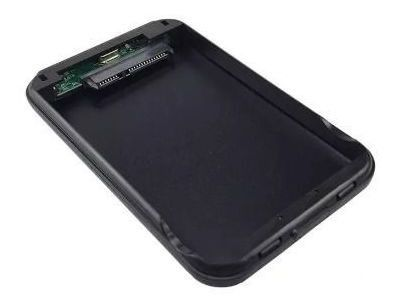 Kit 5pç Case Sata Para Hd Notebook 2.5 Bolso Usb 3.0 Micro-b - EASY HELP NOTE