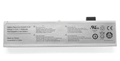 Bateria Para Elitegroup Ecs G10   G10-3s4400-s1b1 4400mah - EASY HELP NOTE