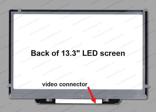 Tela 13.3 Led Slim Para Apple Macbook Air A1237 B133ew03 V.1 - EASY HELP NOTE
