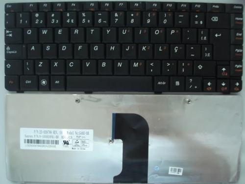 Teclado Para Lenovo G460 -  25-009799 V-100920fk1-br C/ Ç - EASY HELP NOTE