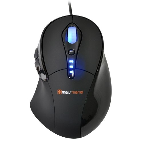 Mouse Laser Gamer 3400 Dpi Shotgun Chipset Pixart Paw3606 632 - EASY HELP NOTE