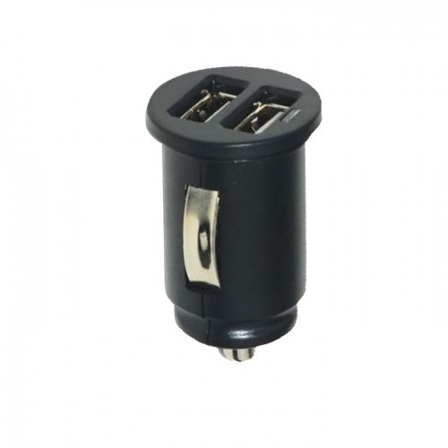 Micro Carregador Veicular Dual Usb  (766) - EASY HELP NOTE