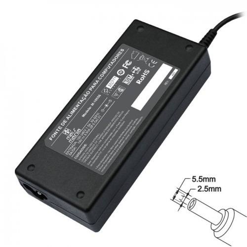 Fonte Carregador Para Notebook Semp Toshiba Is1333g 19V 3.95A MM 556 - EASY HELP NOTE