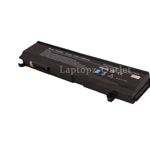 Bateria Para Notebook Toshiba Pa-3465u 4400mha 6 Cell 10.8v - EASY HELP NOTE