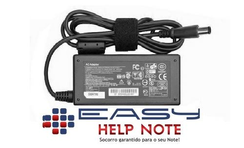Fonte Carregador Para Hp Compac Nw8440 18,5v 4.9a90w MM 071 - EASY HELP NOTE