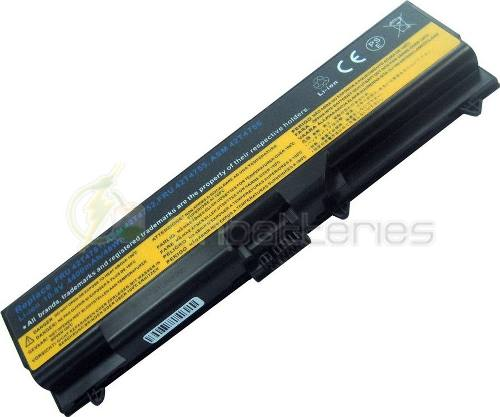 Bateria Para Ibm Lenovo Thinkpad Edge 15  Sl410k  42t4714 - EASY HELP NOTE