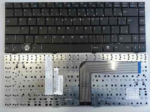 Teclado Para  Neo Special 750 - Mp-09p88pa-f51 Com Ç - EASY HELP NOTE