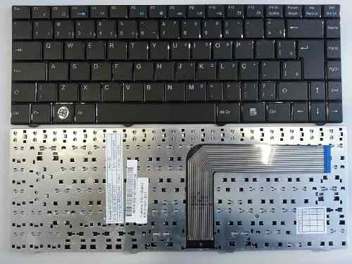 Teclado Para  Sim Edition 385 - Mp-09p88pa-f51 Com Ç - EASY HELP NOTE