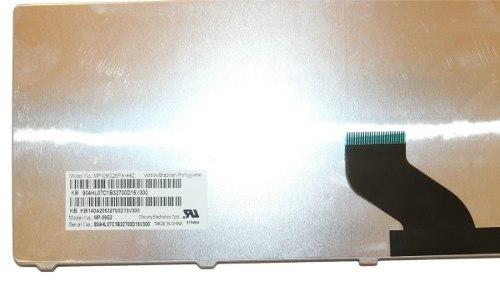 Teclado Para Acer Aspire 3810t Séries - Mp-09g26pa-920 Com Ç - EASY HELP NOTE
