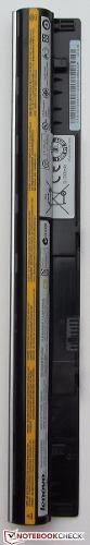 Bateria ParaLenovo Ideapad S400  L12s4z01 2200mah 14.8v - EASY HELP NOTE