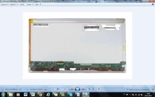 Tela 15.6  Led P/ Acer Aspire P5we6 Pew76 Pew71 5552 5741g - EASY HELP NOTE