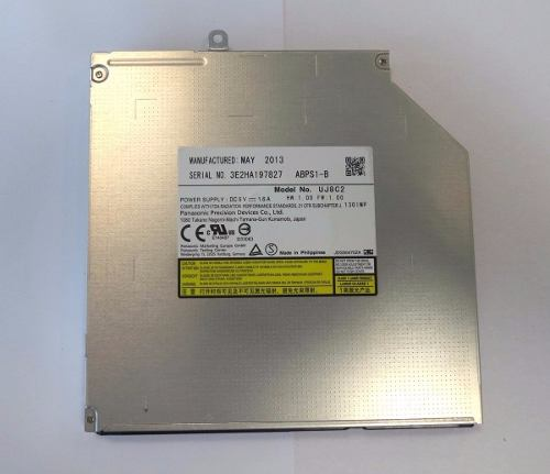 Drive Dvdrw Slim Dvd Cd Burner P/ Dell I14 3442 3000 Séries - EASY HELP NOTE